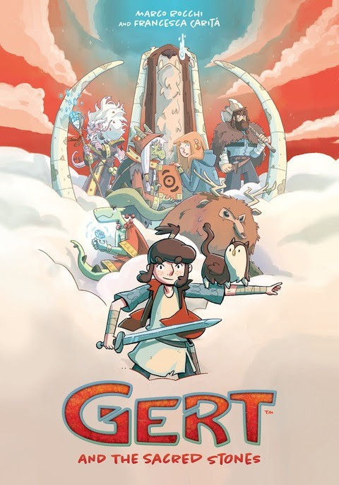 Gert and the Sacred Stones
