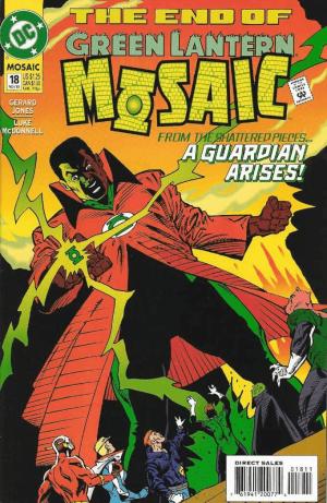 Green Lantern Mosaic #18