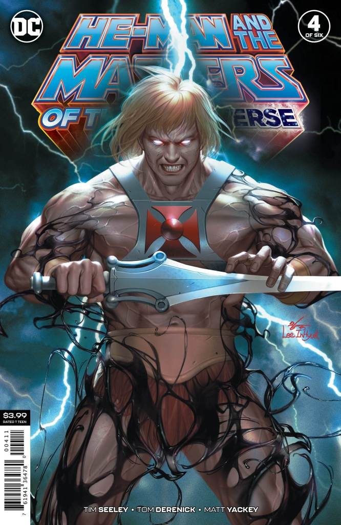 He-Man and the Masters of the Multiverse #4 (of 6)