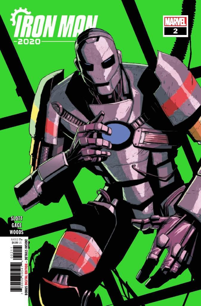 Iron Man 2020 #2 (of 6)
