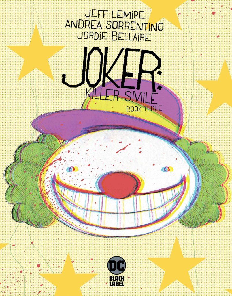 Joker: Killer Smile #3 (of 3)