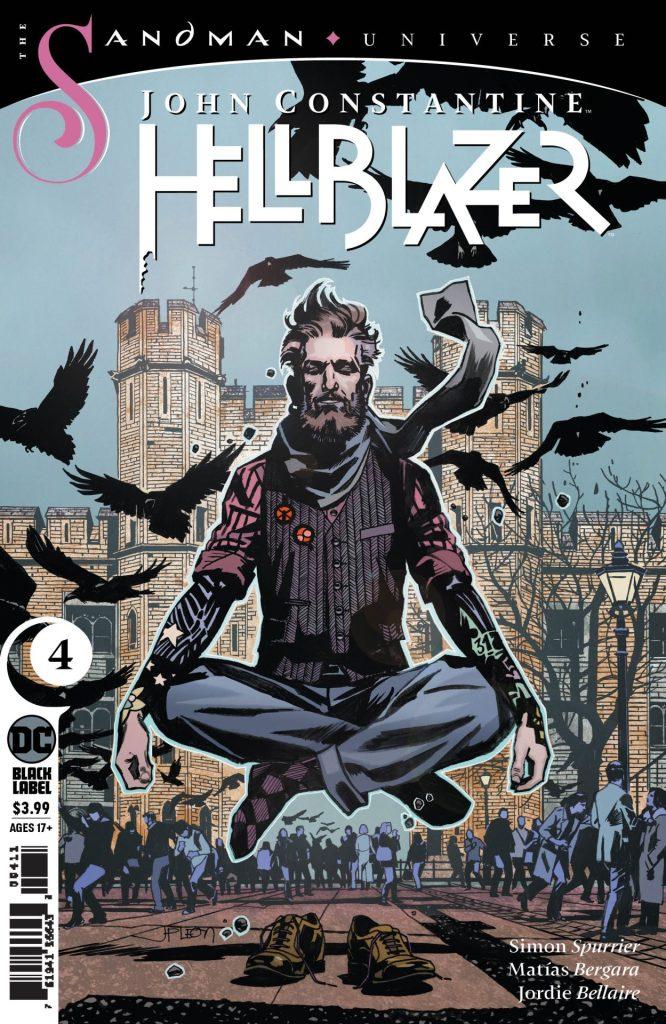 John Constantine: Hellblazer #4
