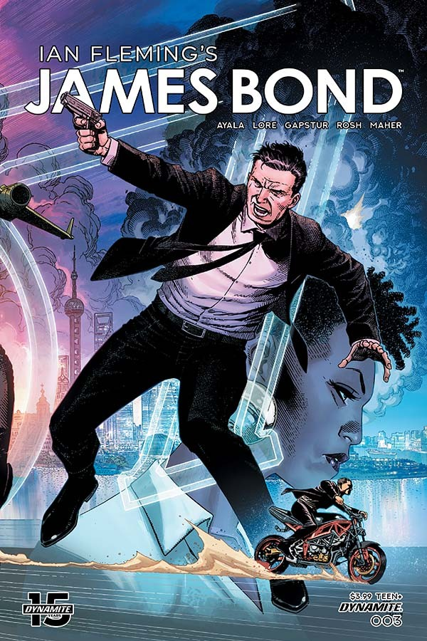 James Bond (2020) #3