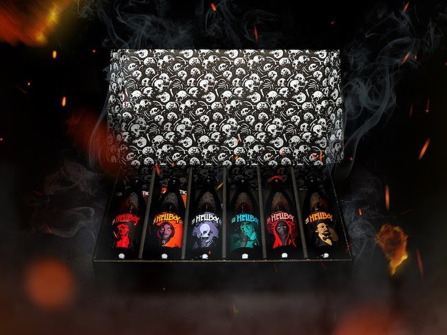Limited Edition Hellboy Collectors Box