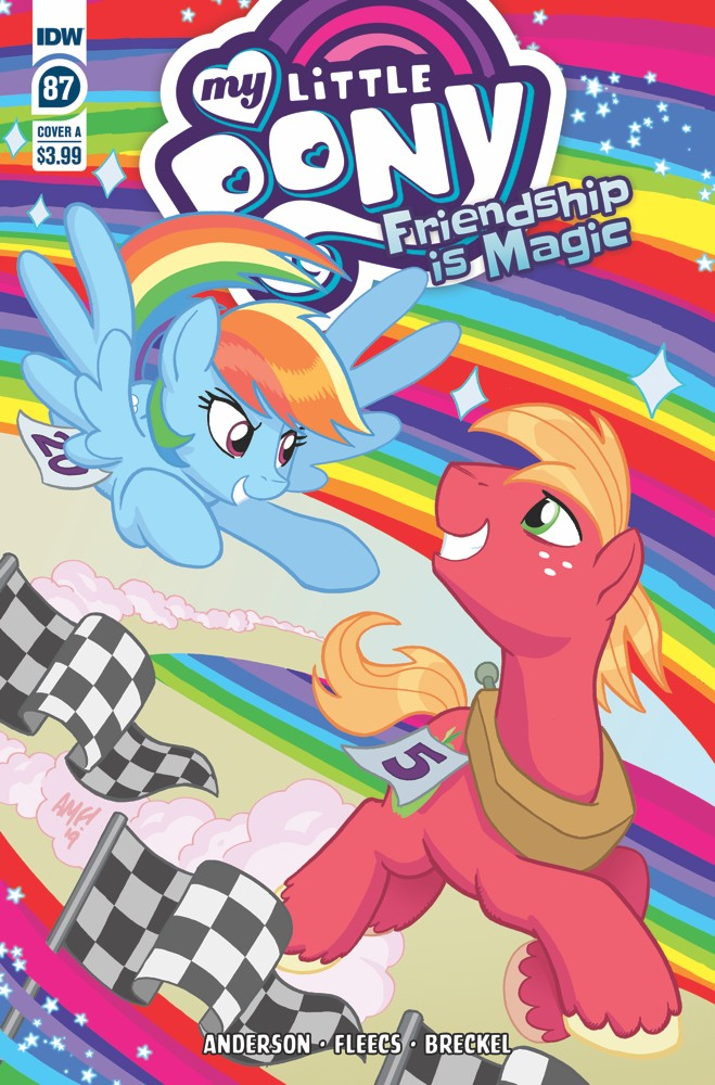 My Little Pony: Friendship is Magic #87