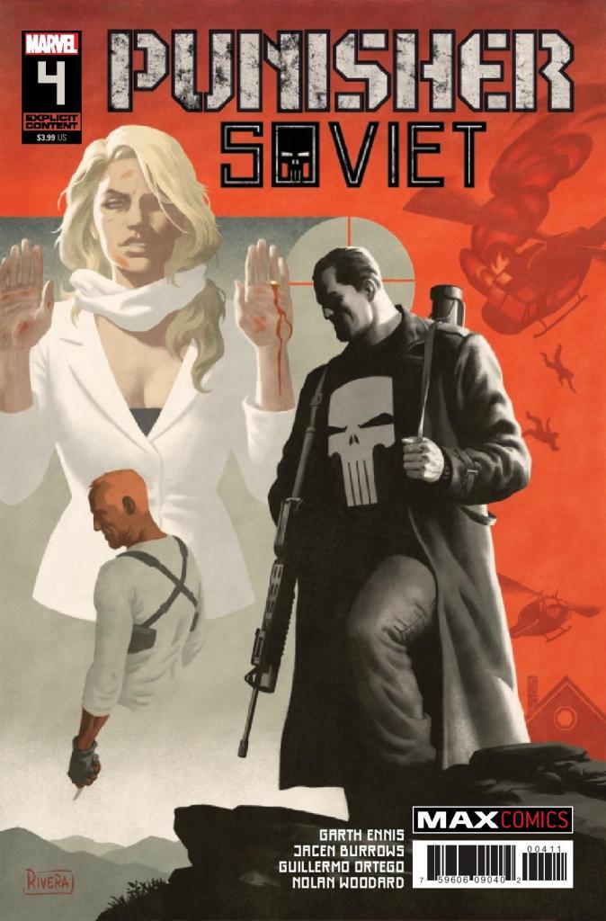 Punisher Soviet #4 (of 6)