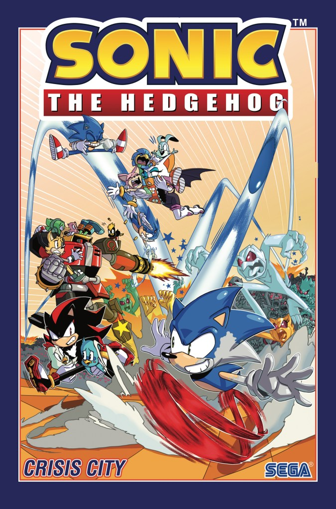 Sonic the Hedgehog Vol. 5 Crisis City
