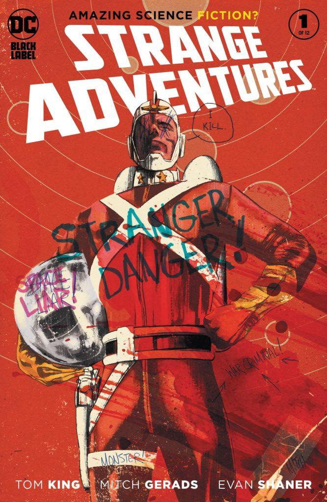 Strange Adventures #1 (of 12)