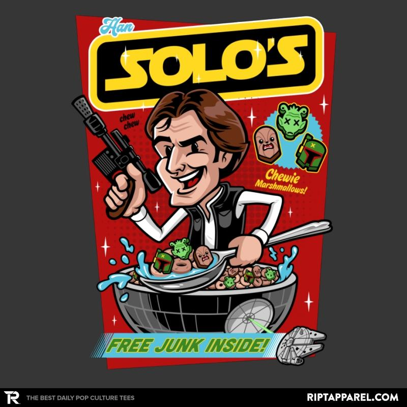Sol-Os Cereal