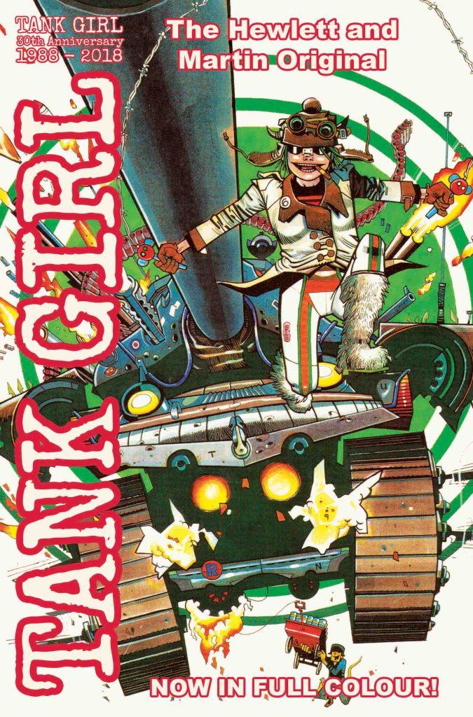 Tank Girl Full Color Classics #6