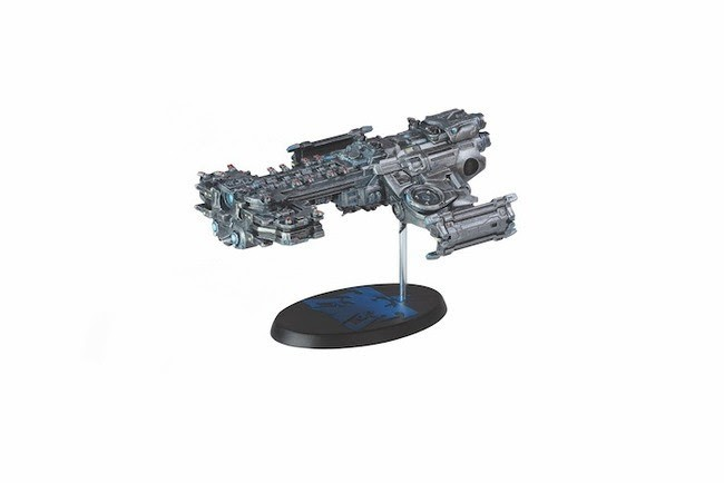 StarCraft: Terran Battlecruiser Ship Replica