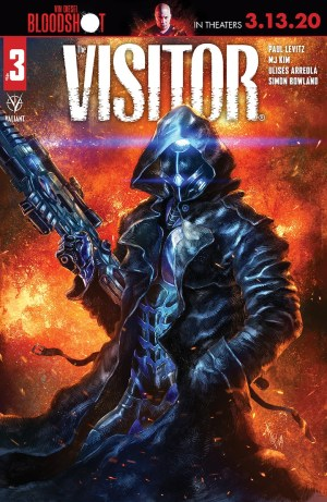 The Visitor #3