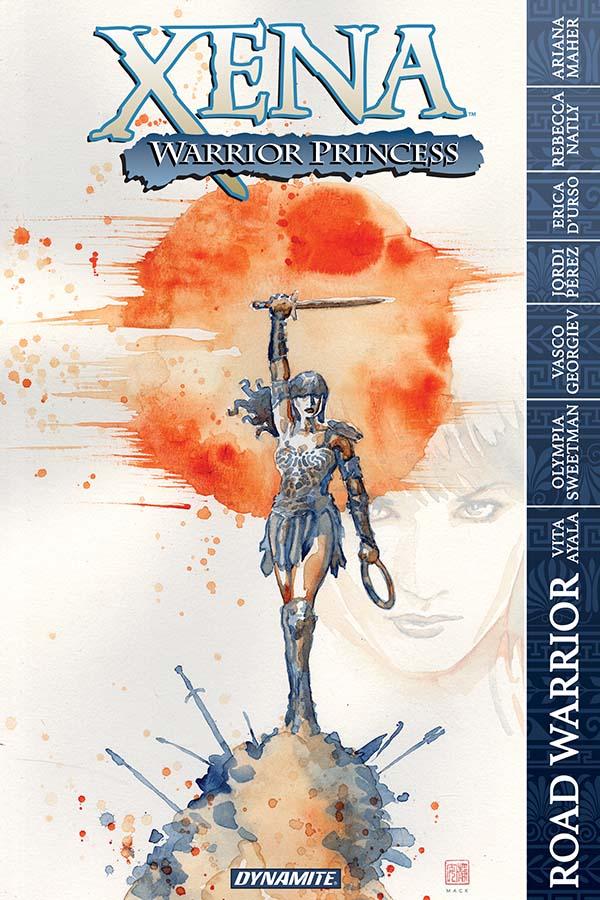 Xena: Warrior Princess: Road Warrior TP