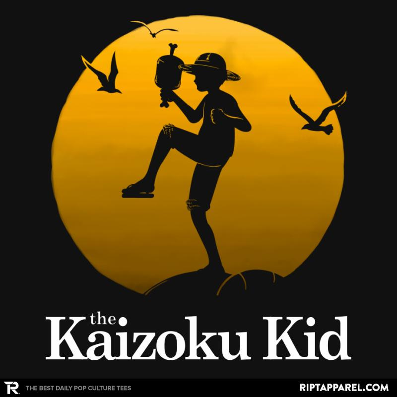 The Kaizoku Kid