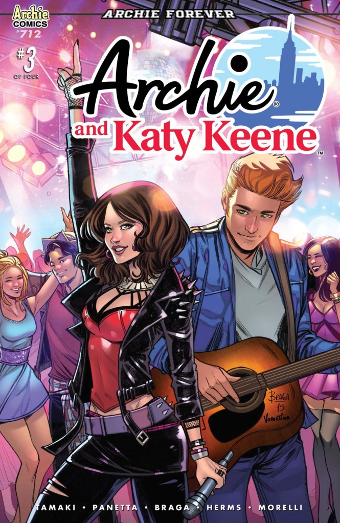 ARCHIE #712 (ARCHIE AND KATY KEENE #3)