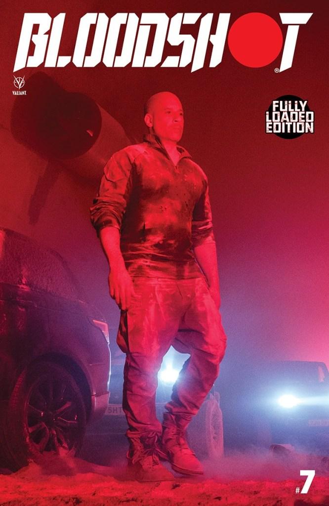 Bloodshot #7 Fully Loaded Edition