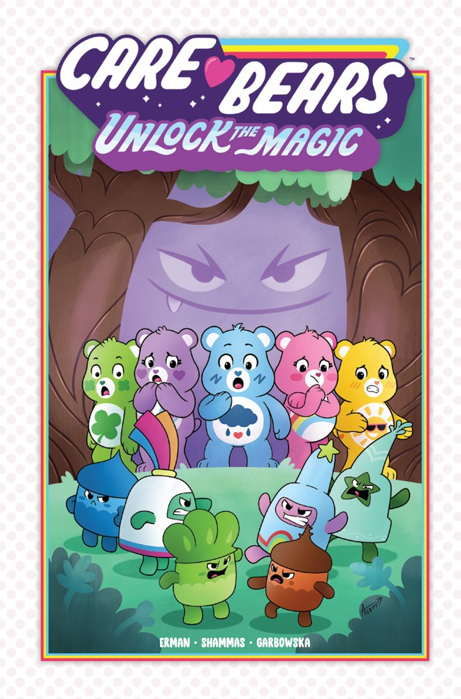 Care Bears Vol. 1 Unlock the Magic