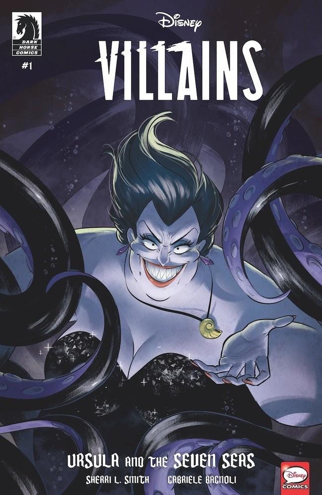 Disney Villains: Ursula and the Seven Seas #1