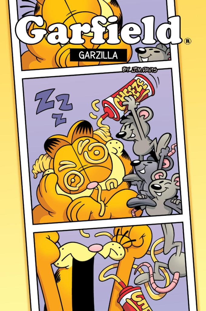 Garfield: Garzilla OGN SC