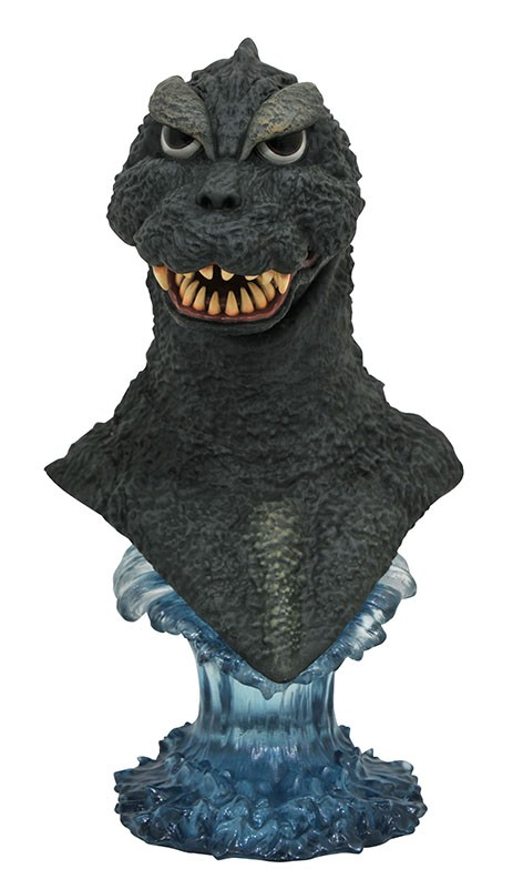 Legends in 3D Movie Godzilla 1964 Half-Scale Bust