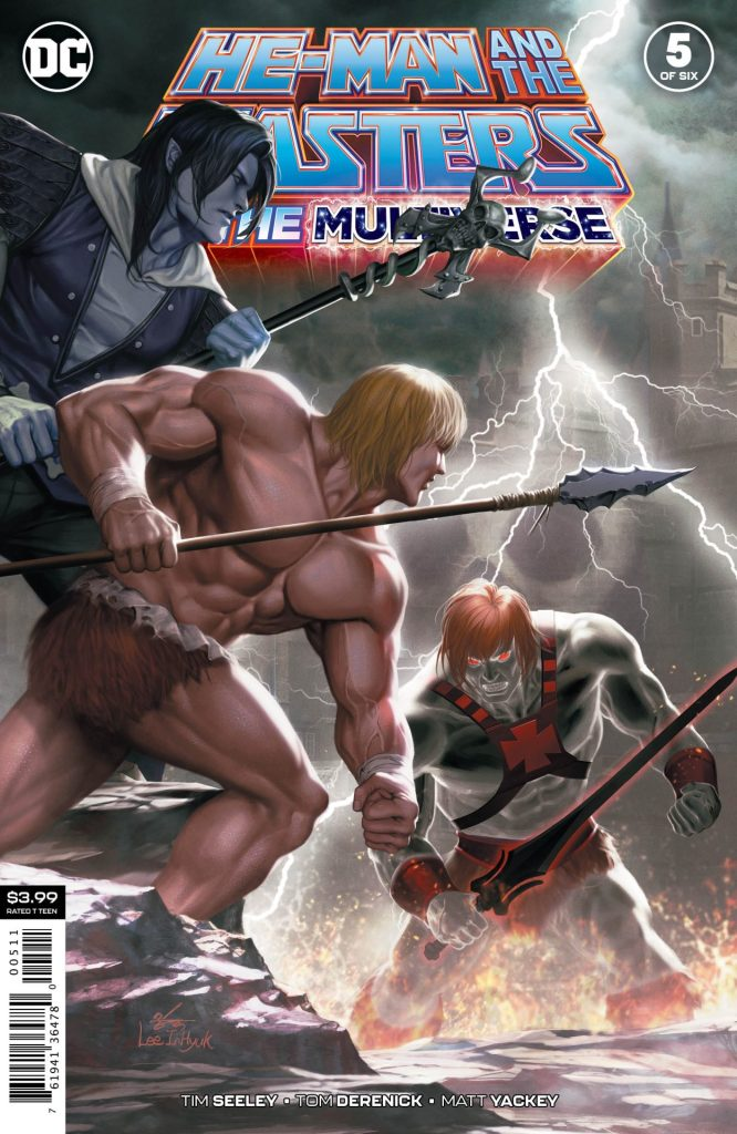 He-Man and the Masters of the Multiverse #5 (of 6)