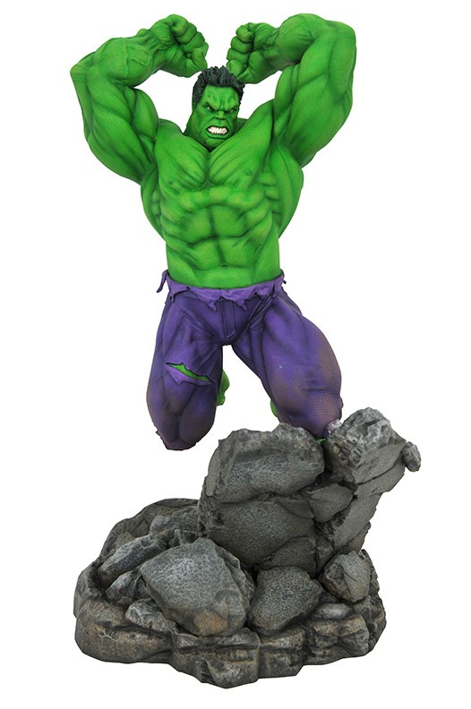 Marvel Comic Premier Collection Hulk Statue