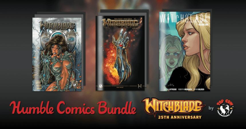 Humble Bundle Witchblade