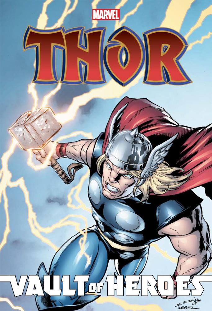 Marvel Vault of Heroes: Thor Vol. 1