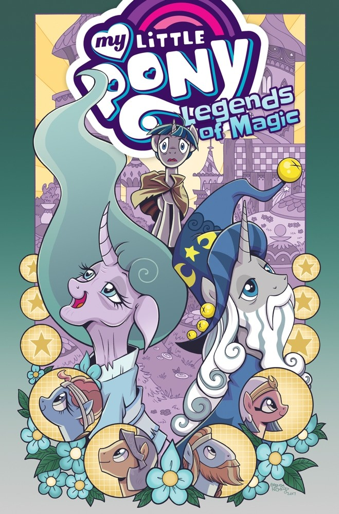 My Little Pony: Legends of Magic Omnibus Vol. 1