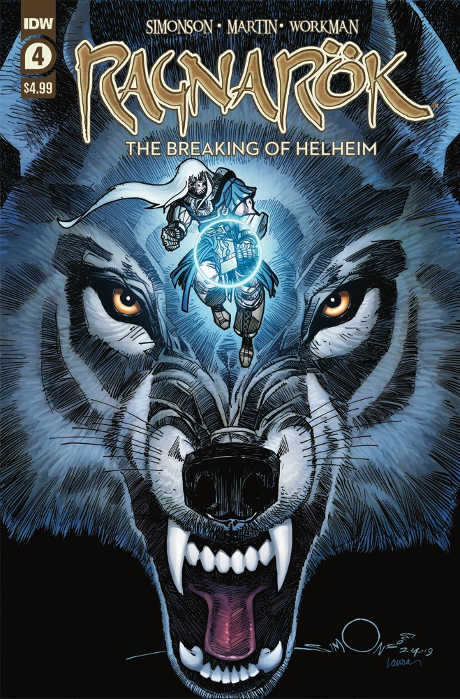 Ragnarok: Breaking of Helheim #4 (of 6)