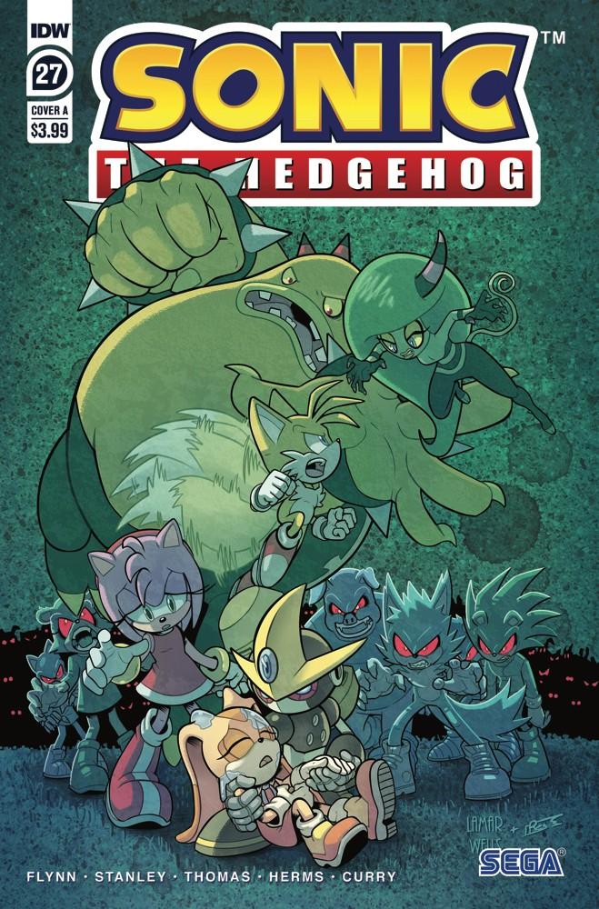 Sonic the Hedgehog #27