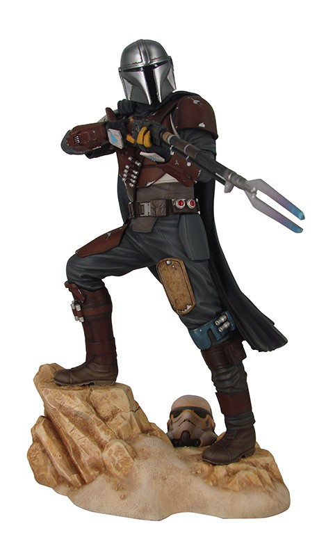Star Wars Premier Collection Mandalorian 1/7 Scale Statue