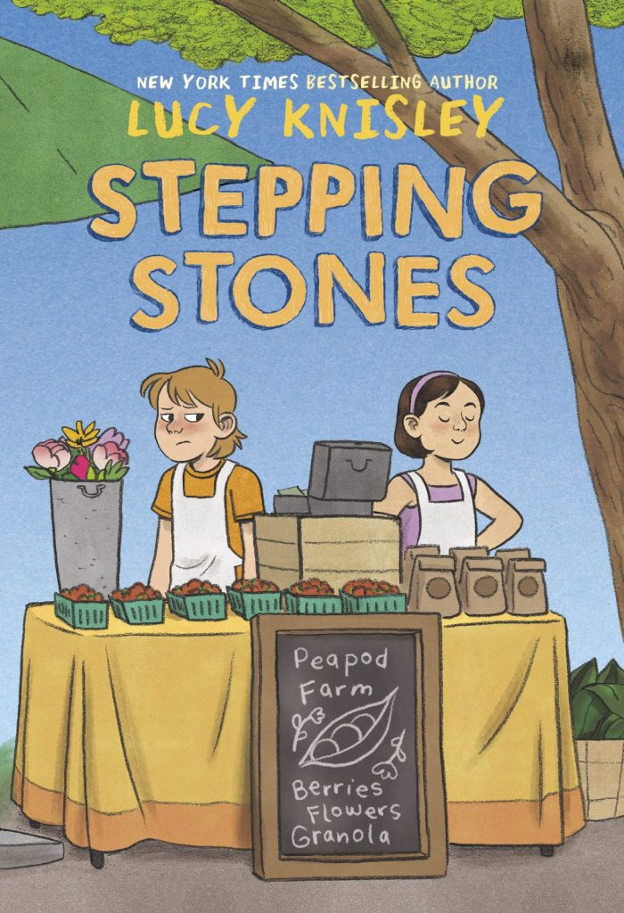 Lucy Knisley- STEPPING STONES (available May 5)