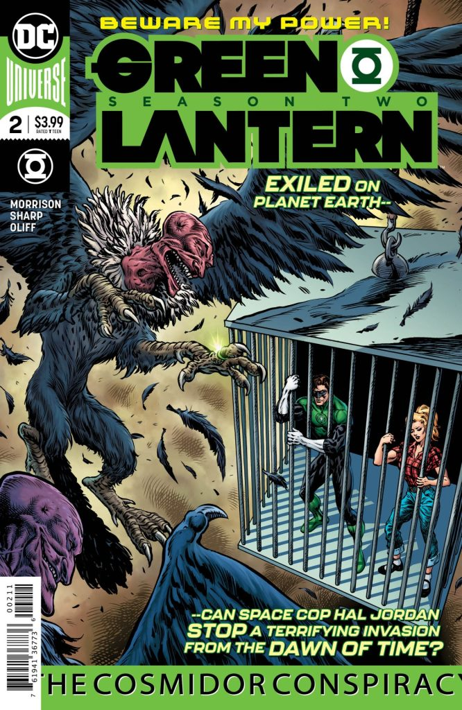 The Green Lantern Season 2 #2 (of 12)