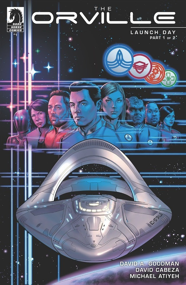 The Orville Season 2.5: Launch Day #1