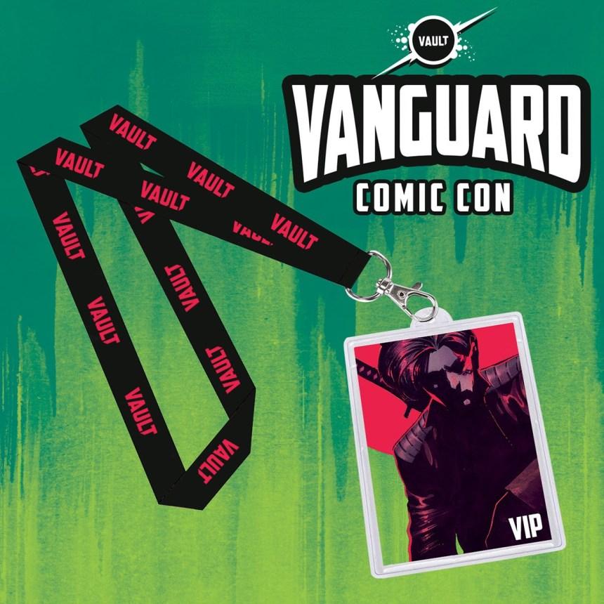 Vault Vanguard Comic Con