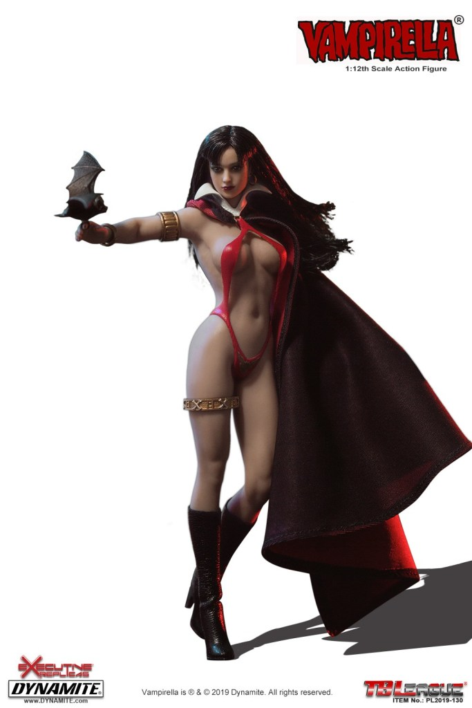 Vampirella 1/12 scale action figure