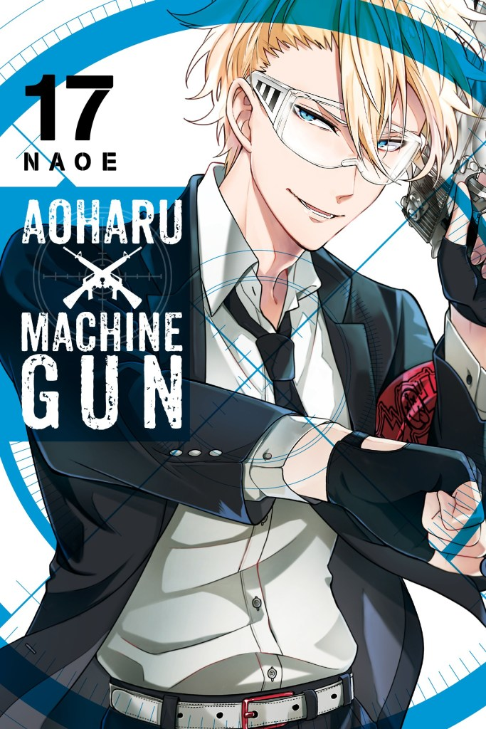 Aoharu X Machinegun, Vol. 17