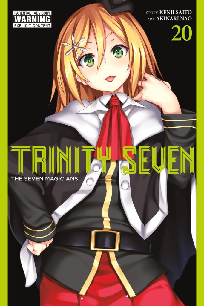 Trinity Seven, Vol. 20 The Seven Magicians