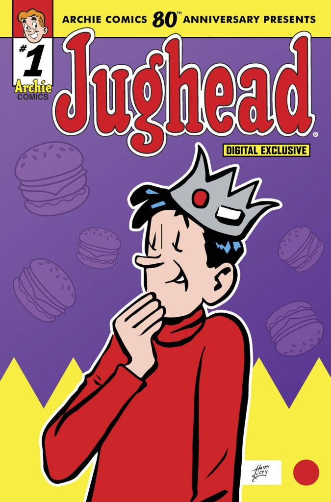 ARCHIE COMICS 80TH ANNIVERSARY PRESENTS: JUGHEAD