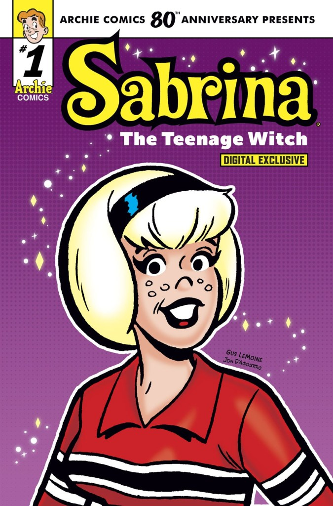 ARCHIE COMICS 80TH ANNIVERSARY PRESENTS: SABRINA