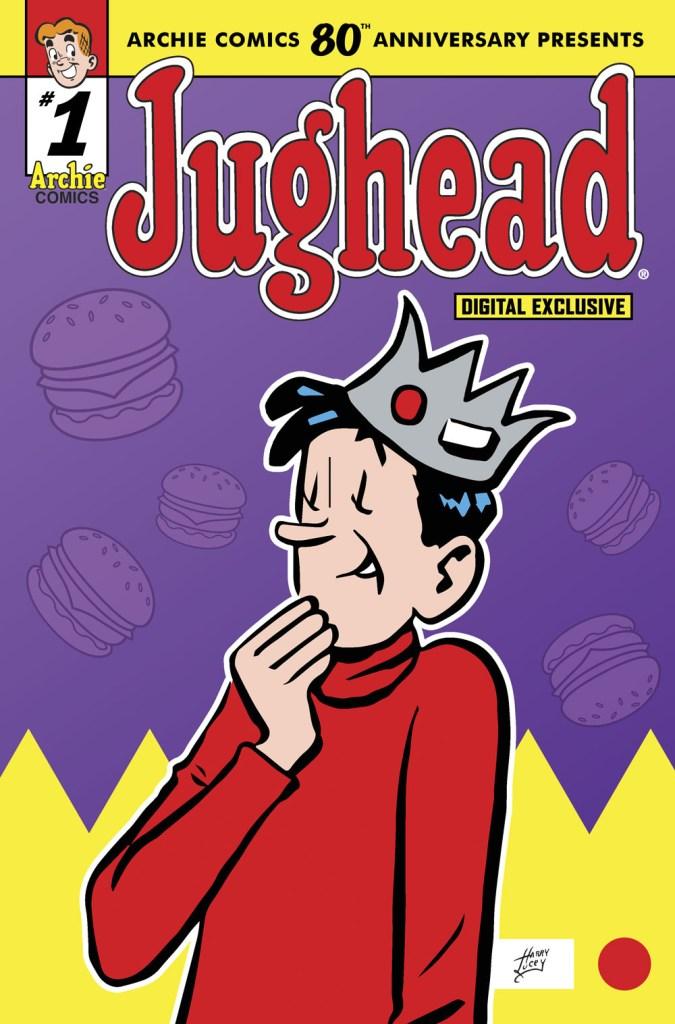 ARCHIE COMICS 80TH ANNIVERSARY PRESENTS: JUGHEAD