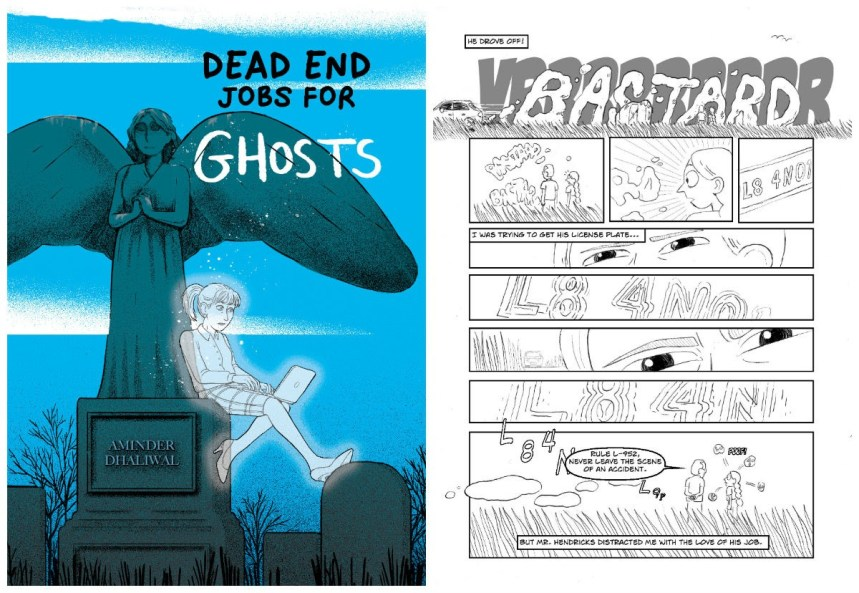 Dead End Jobs for Ghosts