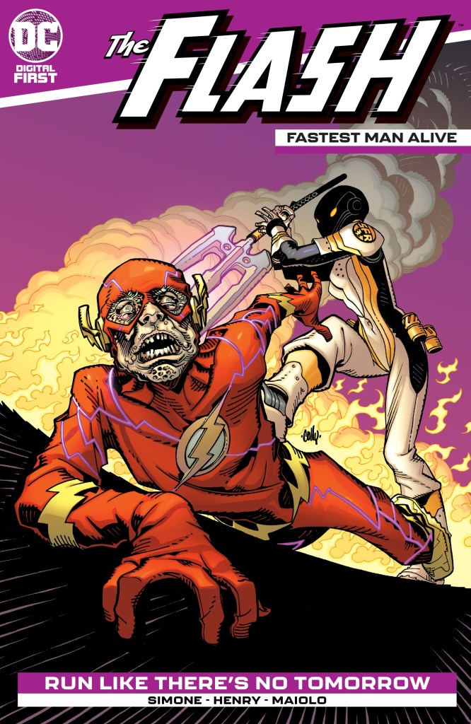 Flash: Fastest Man Alive #2