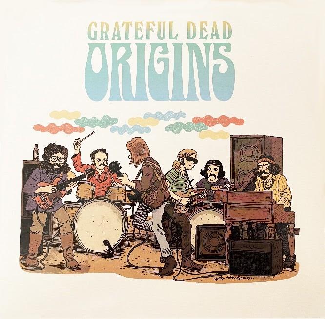 Grateful Dead Origins
