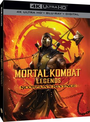 Mortal Kombat: Legends