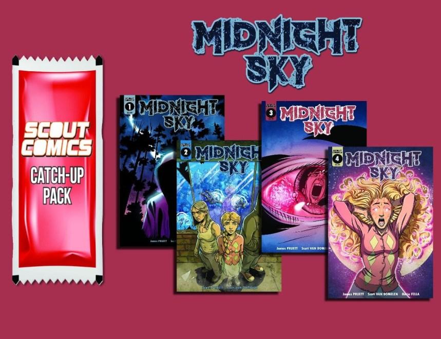 Midnight Sky Catch-Up Pack