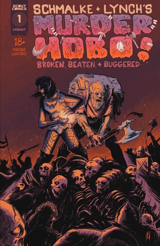 Murder Hobo #1