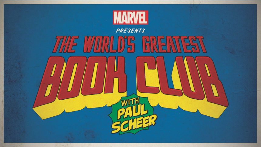 the World's Greatest Book Club with Paul Scheer