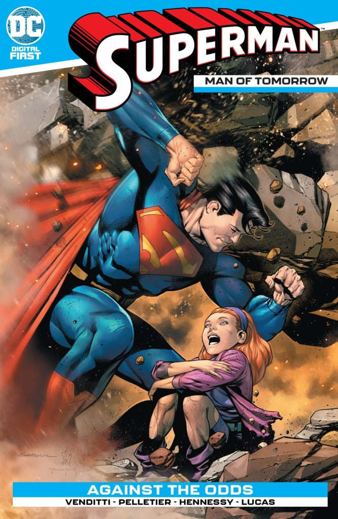 Superman: Man of Tomorrow #2
